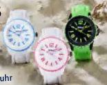 Silikon-Armbanduhr von Mebus