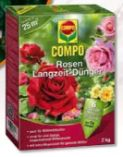 Langzeit-Rosendünger von Compo