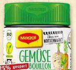 Bio-Gemüse-Bouillon von Maggi