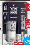 Anis-Spezialität von Yeni Raki