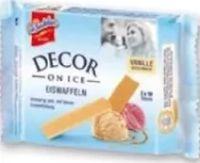 Decor on Ice Premium Waffeln von DeBeukelaer