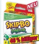 Skip-Bo Junior von Mattel Games