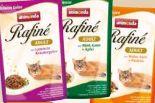 Rafiné Katzennahrung von Animonda