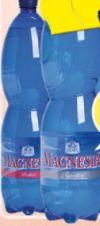 Natürliches Mineralwasser von Magnesia