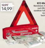 Mini KFZ-Kombitasche