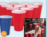 Bier-Pong-Set
