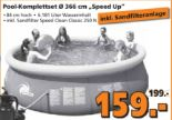 Speed Up Pool-Komplettset