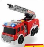 Action Series Fahrzeug von Dickie Toys