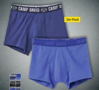 Herren Retroshorts 2er-Pack von Camp David