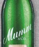 Sekt von Mumm & Co.