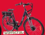 E-Bike City 528 von Wayscral