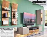 Wohnwand Media Concept von Gwinner