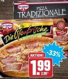 Tradizionale Steinofen-Pizza von Dr. Oetker