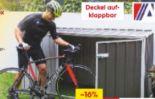 Metall-Fahrradbox von Absco Sheds