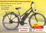 Trekking E-Bike 1801 von Fischer Fahrrad