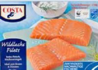 Wildlachs Filets von Costa