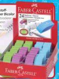 Kunststoff-Radierer Bicolor von Faber-Castell