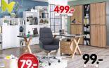 Schrankkombination Mister Office von Sander Büromöbel