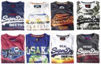 Herren T-Shirts von Superdry