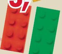 Radierer von Lego