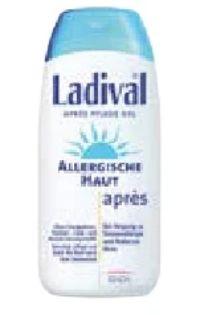 Ladival Après Pflege Gel Allergische Haut von Stada