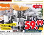 Topfset Star 4 tlg. von Berndes