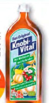 Säfte von KnobiVital