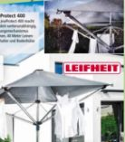Wäscheschirm Lino Protect 400 von Leifheit