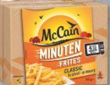 Minuten Frites von McCain