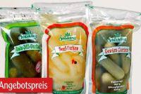 Salz-Dill-Gurken von Schlichting