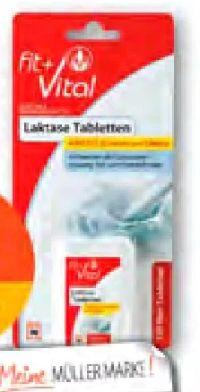 Lactase Tabletten von Fit+Vital