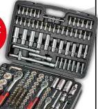 Kompletter Steckschlüssel-Satz von KS Tools