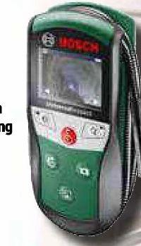 Inspektionskamera von Bosch