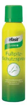 Anti-Transpirant & Fußpilz Spray von Efasit