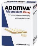 Additiva Magnesium von Dr. B. Scheffler