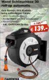 Wand-Schlauchbox von Gardena