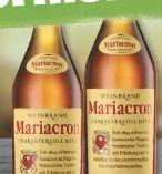 Weinbrand von Mariacron