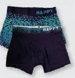 Herren-Pants 2er-Pack von Happy Shorts