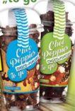 Schokoliertes Popcorn to go Choc Poppies von Rau Confiserie