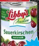 Auslese Sauerkirschen von Libby's