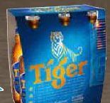Lager Beer von Brauerei Tiger
