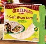 Wrap Tortillas von Old El Paso