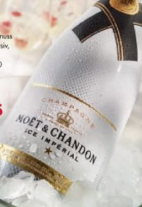 Ice Impérial Champagner von Moët & Chandon