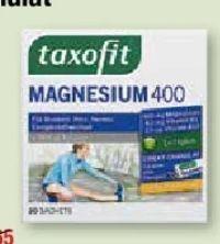 Magnesium 400 von Taxofit