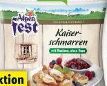 Kaiserschmarren von Alpenfest