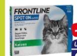 Frontline Spot on Katze von Merial