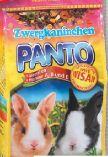 Zwergkaninchen-Futter von Panto