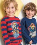 Kinder Langarmshirts