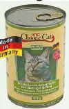 Katzenvollnahrung von Classic Cat