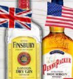 London Dry Gin von Finsbury